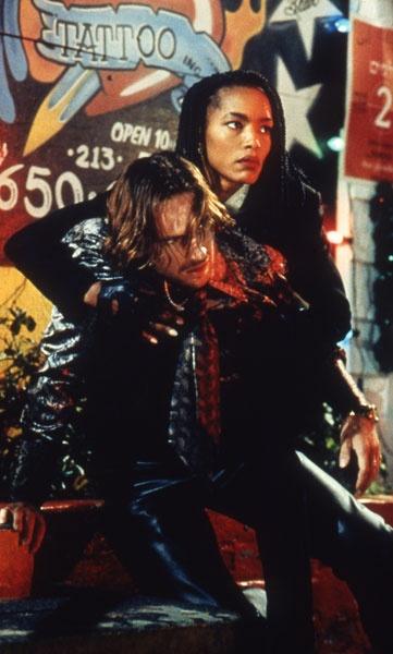Strange Days (1995)  Ralph Fiennes & Angela Bassett