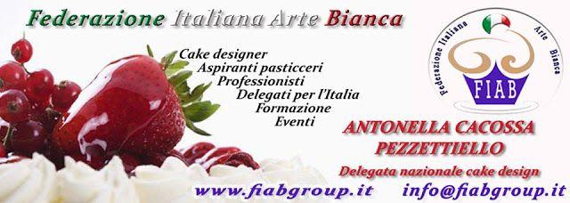Le Torte di Pezzettiello e non solo...: Delegata Federazione Italiana Arte Bianca