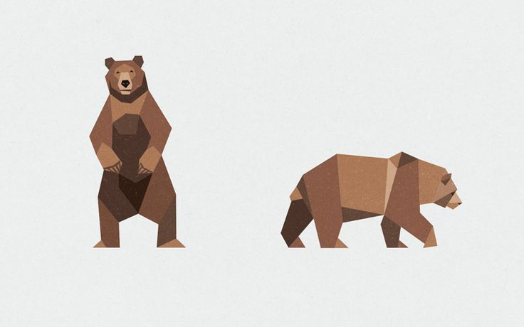 RHINO TIGER BEAR - Jimmy Gleeson Design