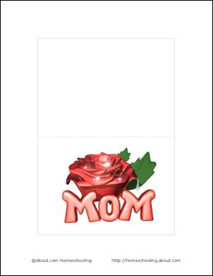 Mother's Day Printable Coupon Book and Activities