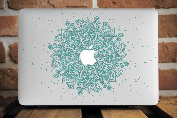 Macbook Pro Case Mandala Macbook Air 13 by CreativeMacBookCases