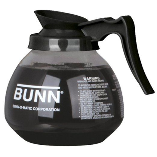 Bunn Coffee Maker Carafe Glass : 17 Best ideas about Bunn Coffee on Pinterest Bunn coffee makers, Clean washer vinegar and ...