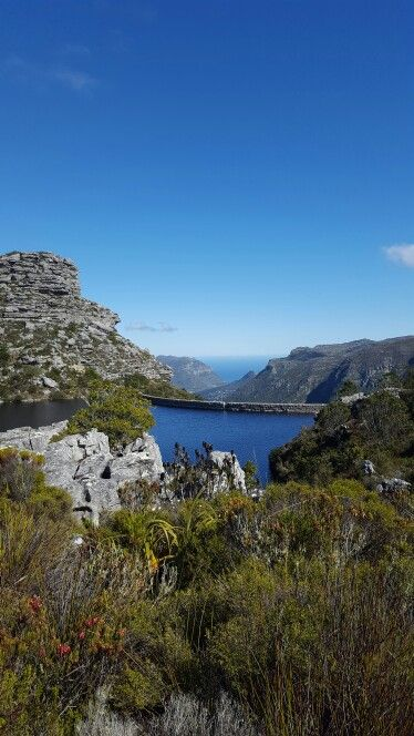 Hike from Constantia Nek to the dam
