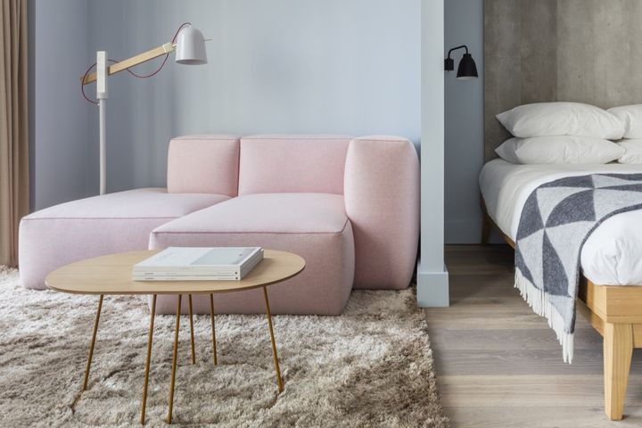 Leman Locke hotel by Grzywinsi + Pons, London – UK » Retail Design Blog