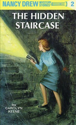 Click through to read my book review of The Hidden Staircase (a Nancy Drew Mystery) on my blog!