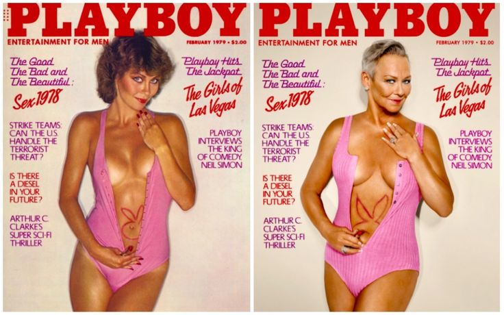 """It may come as a surprise but apparently, ol' mate Hugh Hefner thinks beauty is ageless. He had us fooled. Playboy has asked seven of its former playmates to re-enact their iconic covers, in a pretty cool shoot. The magazine says these former playmates remind us that """"beauty is ageless, sex appeal is timeless and …"""