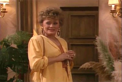 New party member! Tags: tv television 90s comedy 1990s golden girls rue mcclanahan i can do that blanche devereaux the golden girls