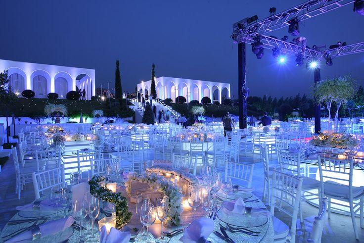 OCIEL Wedding Decorations