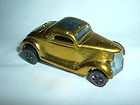 HOT WHEELS CLASSIC 36 FORD COUPE REDLINE RED LINE 1968 VINTAGE SPECTRAFLAME GOLD - http://oddauctions.net/hot-wheels/hot-wheels-classic-36-ford-coupe-redline-red-line-1968-vintage-spectraflame-gold/