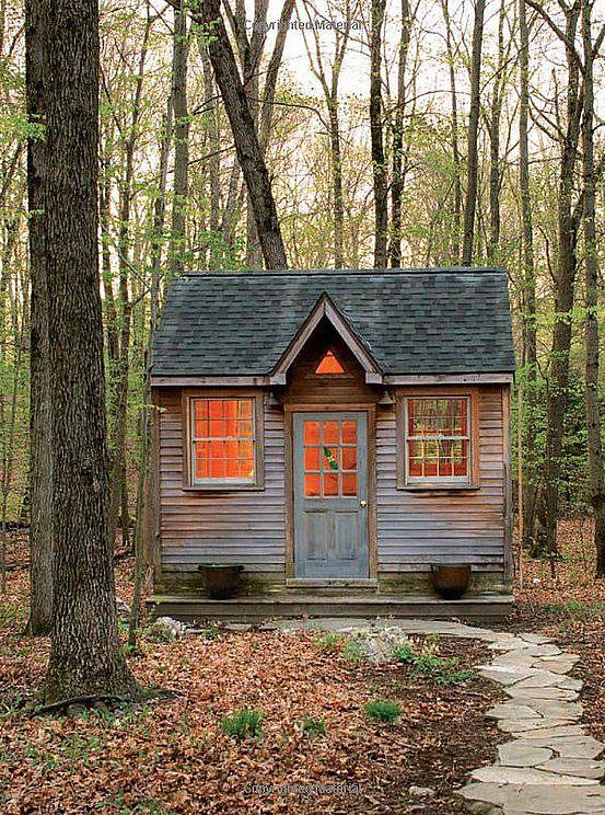 little cottage in the woods
