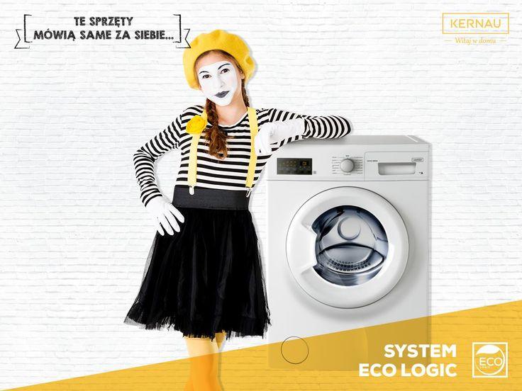 Inwestuj w inteligentne urządzenia, takie jak pralka KFWM 754103, która w przypadku częściowego załadunku automatycznie zużyje mniej energii, a oszczędności mogą osiągnąć nawet do 50% ♥♥♥! Poznaj ją tutaj: http://bit.ly/kernau_KFWM754103