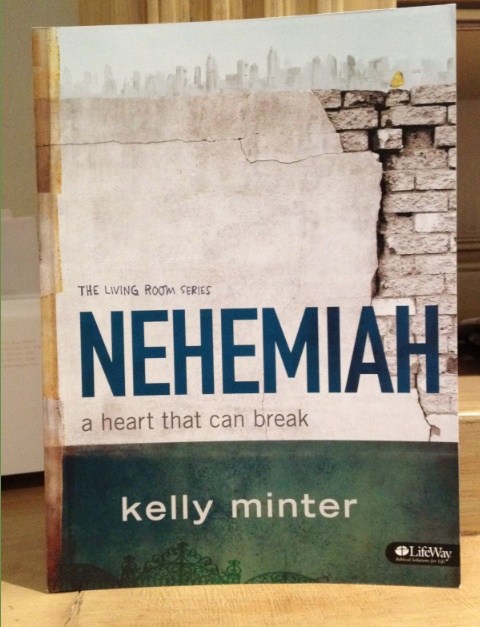 Nehemiah summer study link to blog of living proof Kelly minter ruth living room series