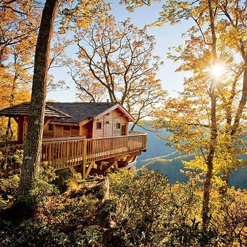 Smokey Mountains Cabin, now that's a getaway! !!