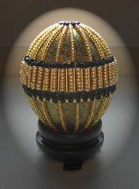 Easter Egg bead pattern