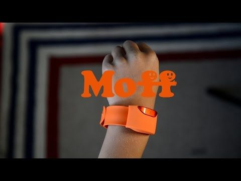 The Moff band is basically an audio trigger for sound effects based on gesture. When paired with the app, and once you've selected which sounds you want, the Moff turns into a dedicated SFX unit. Strum in the air and it plays a guitar sound, twirl your hand around and it plays magical sounds, as if you were twirling a magic wand, make like superman and it plays a whoosh sound!