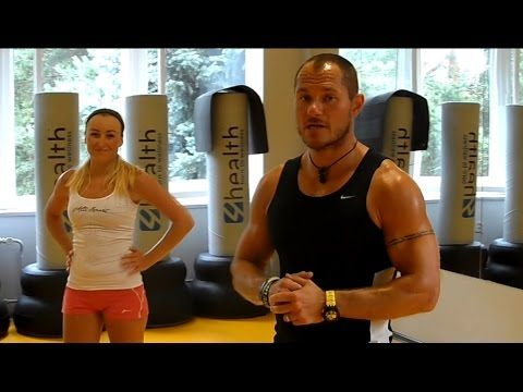 Poslední letní výzva s Flex Fitness - TABATA - YouTube