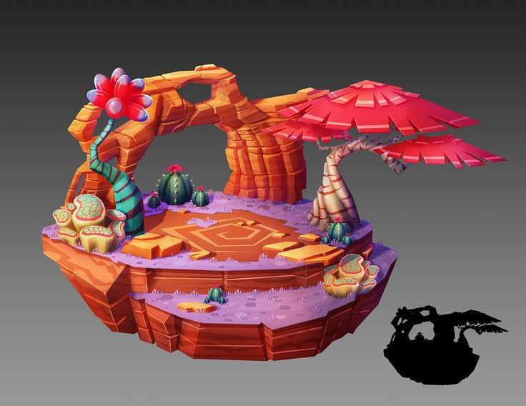 Game Concepts 1 on Behance