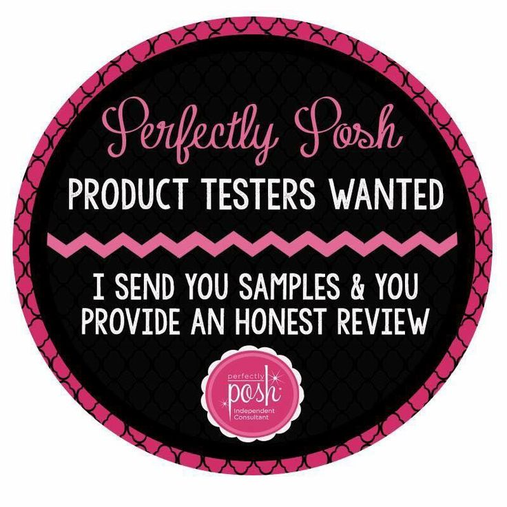 Perfectly Posh... Product Samples... http://perfectlyposh.com/mimimelissa