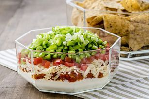 Favourite Layered Dip Made Over