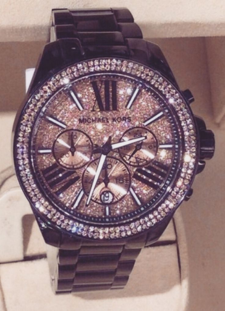 ONE day...I will have a Michael Kors Watch