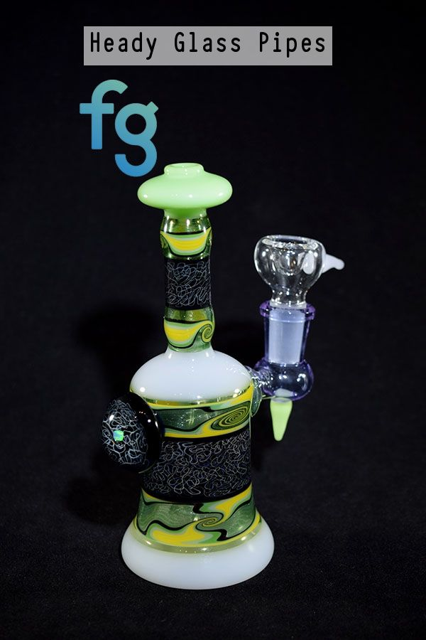 We Have The Largest Selection Of Heady Glass In Saint Petersburg
