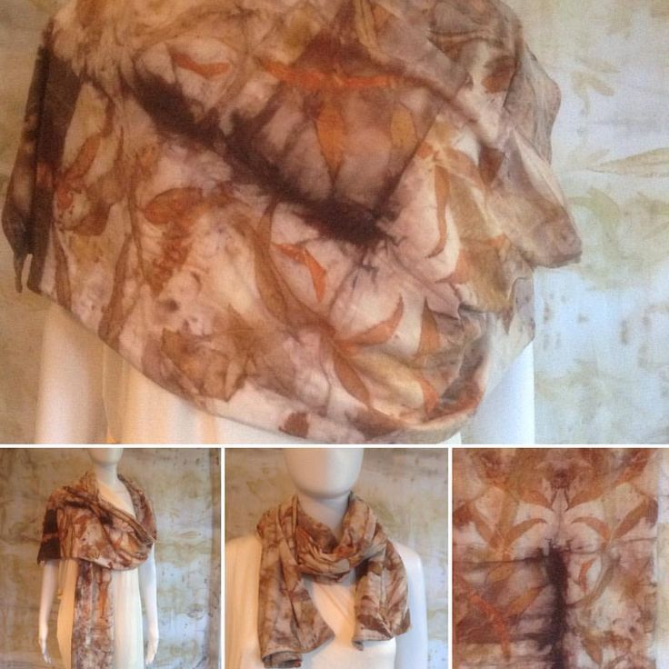 "22 Likes, 1 Comments - Natalie Billing (@natalie_billing) on Instagram: ""New items added to my Etsy store memorycabinet.net #ecoprint #ecodyeing #plantdye #naturaldye…"""