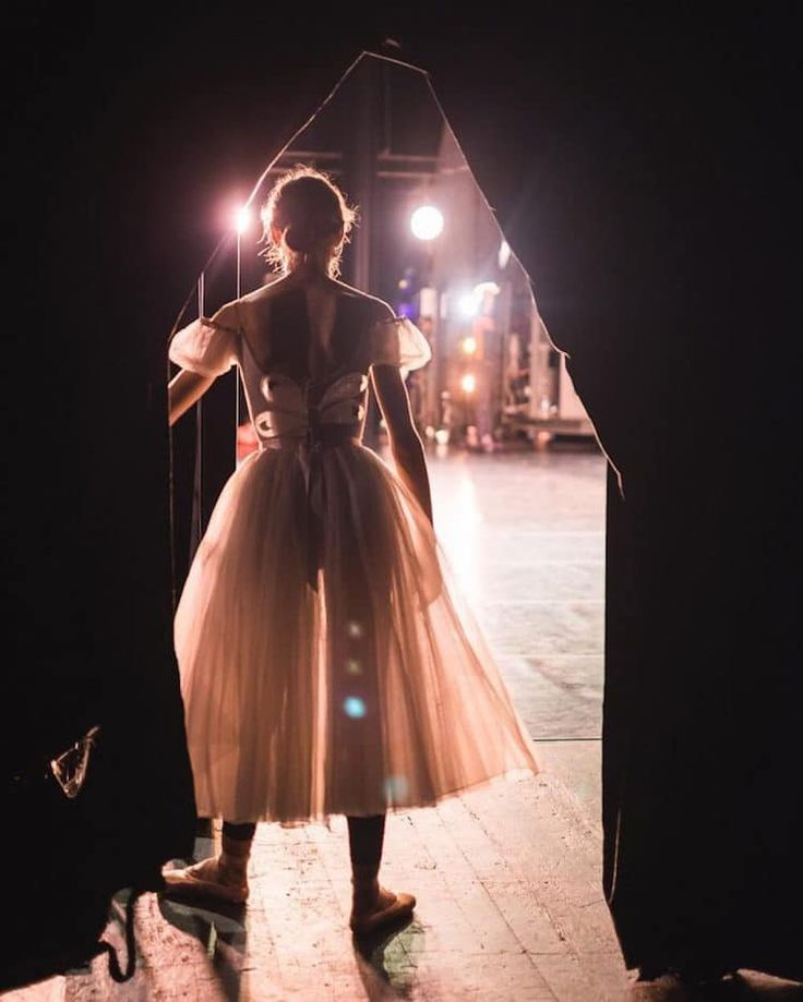 25-year-old professional dancer Darian Volkova shoots ballet photography that reveals the backstage world of the Russian ballet.