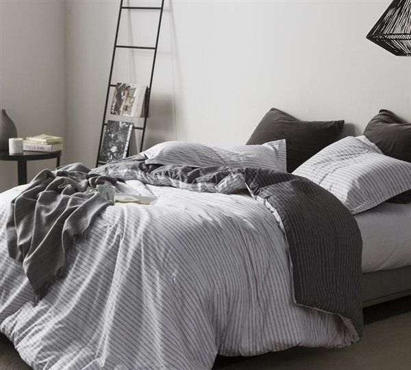 You Ll Love The Chardae Cotton Reversible Comforter At Wayfair Great Deals On All Bed Bath Products Wit Dorm Room Bedding Twin Xl Bedding Bed Linens Luxury