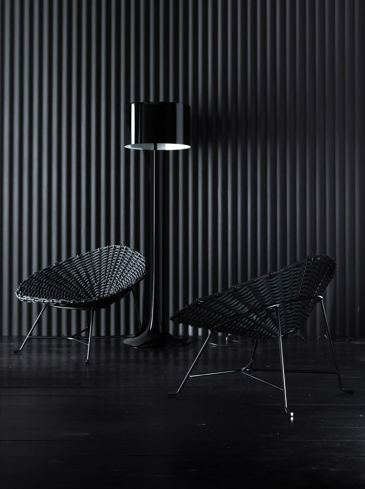 Steel and PVC garden #armchairs  SWEET 27 by @gervasoni1882 | #design Paola Navone