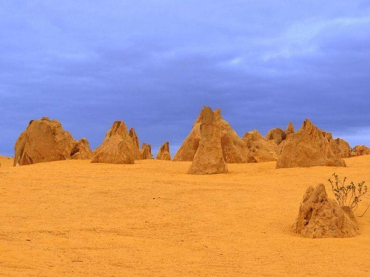 Il Deserto dei Pinnacoli in Australia