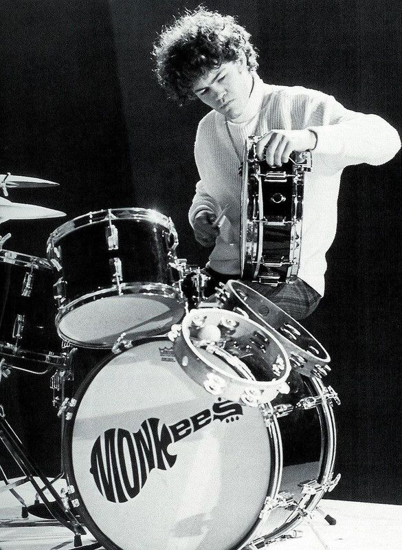 The Monkees Micky Dolenz Rogers drums