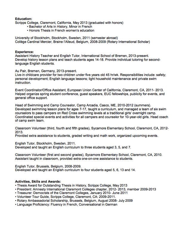 sample english tutor resume    exampleresumecv org