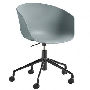 About a Chair bureaustoel Hay AAC52 dusty blue | Musthaves verzendt gratis