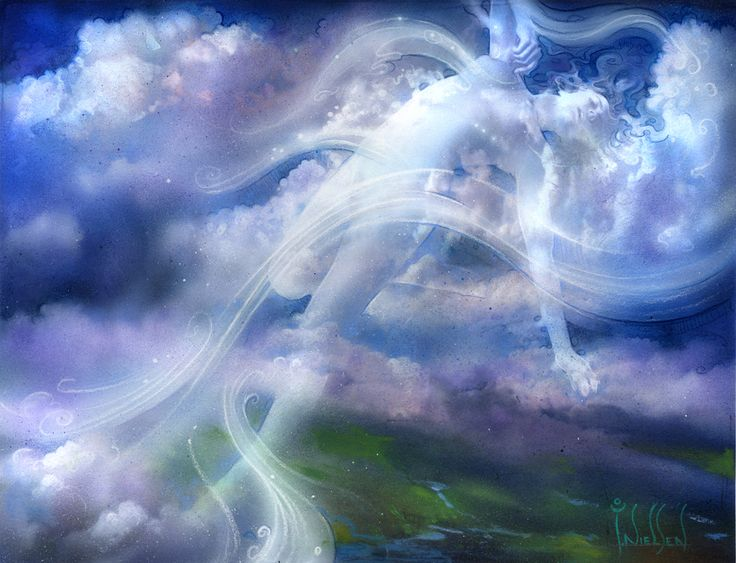 Angel and Faeries