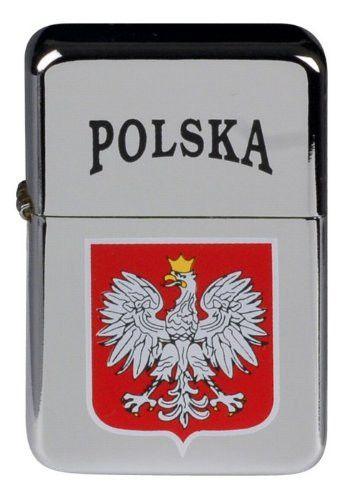 Polish Eagle COA Polska Windproof Metal Lighter