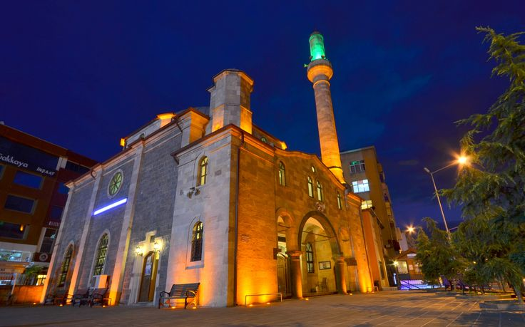 Giresun Hacı Miktad Camii