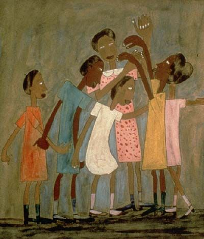 American Artists List Oil Paintings | Narratives of African AmericanArt and Identity: The David C. Driskell ...