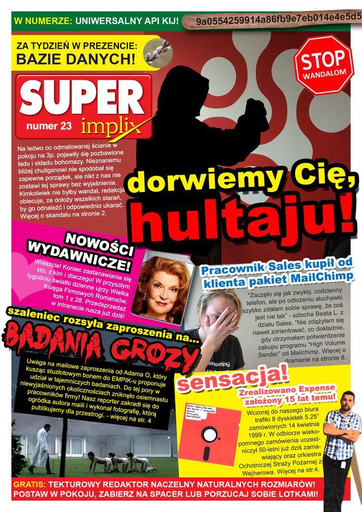 SUPER Implix #23