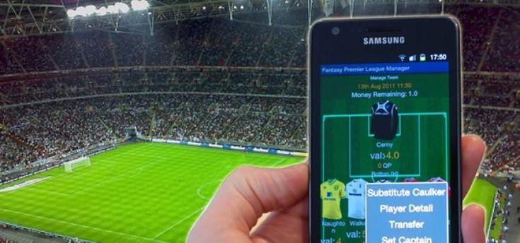 Cinco apps para futboleros.