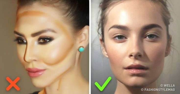 10 Hair and Makeup Trends That We Should Leave Behind In 2016: https://brightside.me/inspiration-girls-stuff/10-hair-and-makeup-trends-that-we-should-leave-behind-in-2016-263560/