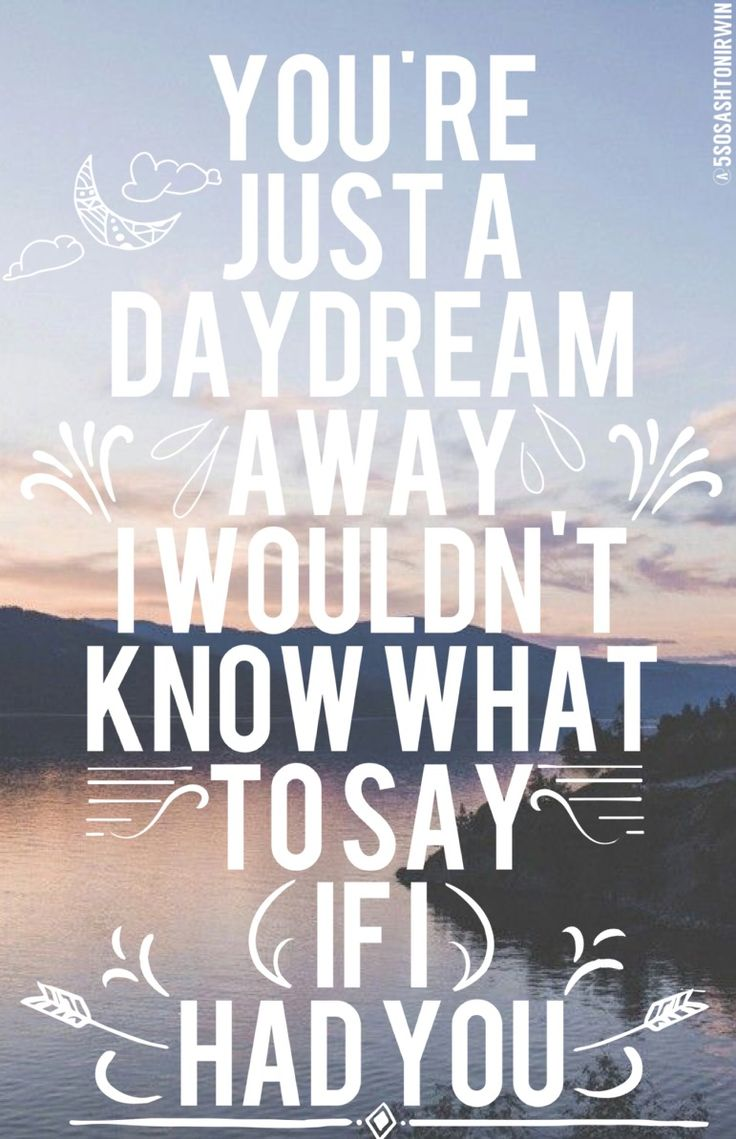 All Time Low – A Daydream Away Lyrics | Genius Lyrics