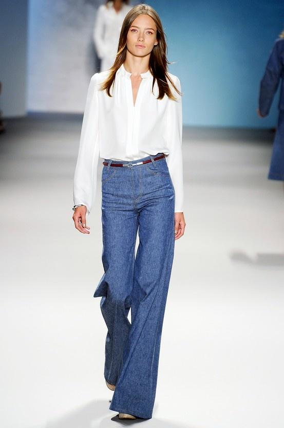 Derek Lam Spring 2011: Derek Lamb, Fashion, Style, Outfit, Jeans