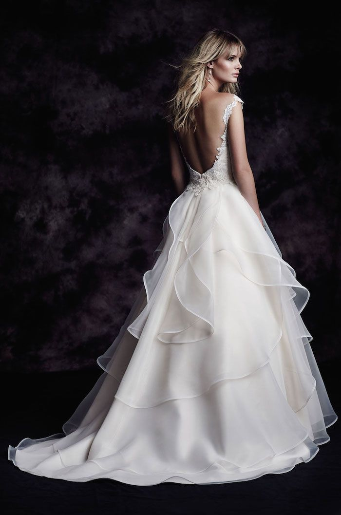 Look through these couture Paloma Blanca gowns to get inspired for your big day! Description from modwedding.com. I searched for this on bing.com/images