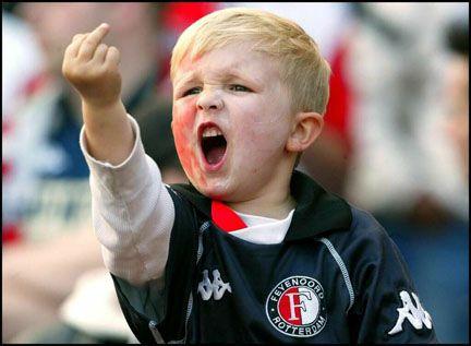Feyenoord.... Al van jongs af aan
