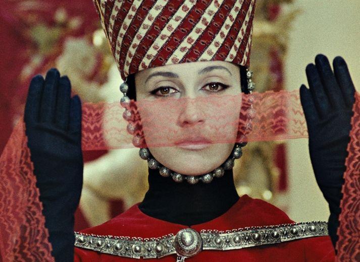 Cineclub | Sayat nova (El color de la granada) (1968) Cineclub Clásicos 1960 Serguei Paradjanov Unión Soviética
