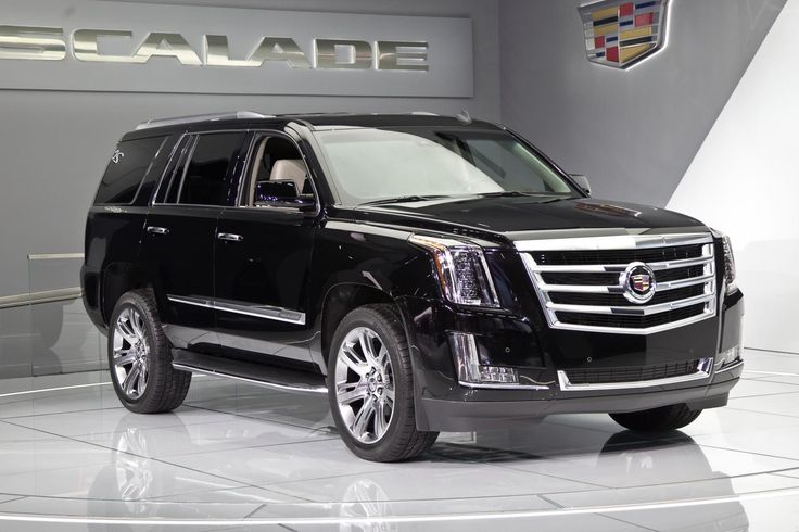 Hatch's Personal Cadillac Escalade