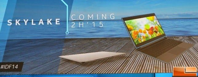 Skylake, Laptop Langsing Penerus Ultrabook