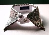 Chain mail collar! DIY!!!
