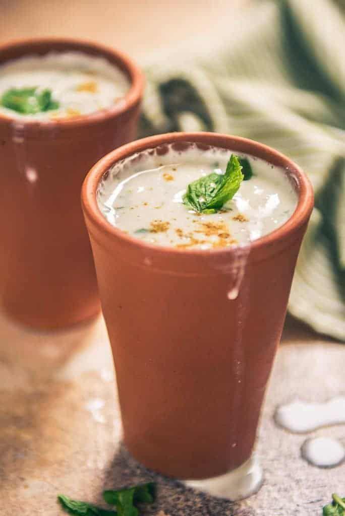 Masala Chaas Recipe Spiced Buttermilk Buttermilk Recipes Recipes Rajasthani Food