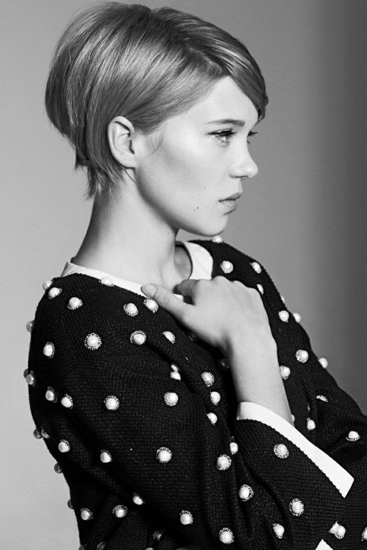 Image result for french chic short bob